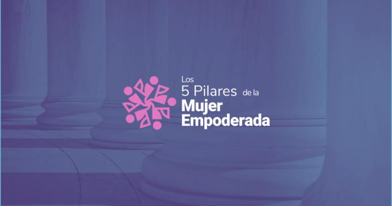 curso 5 pilares de la mujer empoderada - Mariela Sanchez